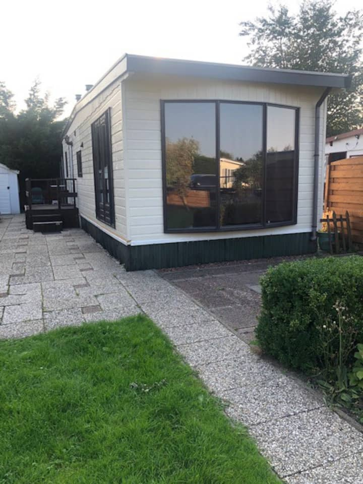 Chalet near by Amsterdam and fashion outlet