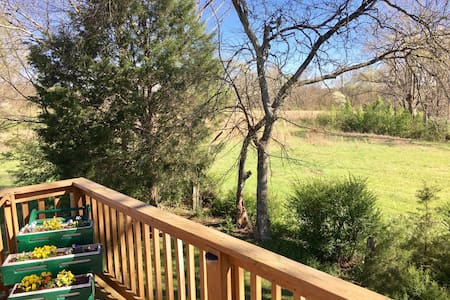 Secluded Paradise Minutes from GM Spring Hill