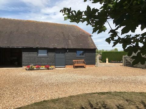 Twitchers Cottage Oare - Natuur voor de deur