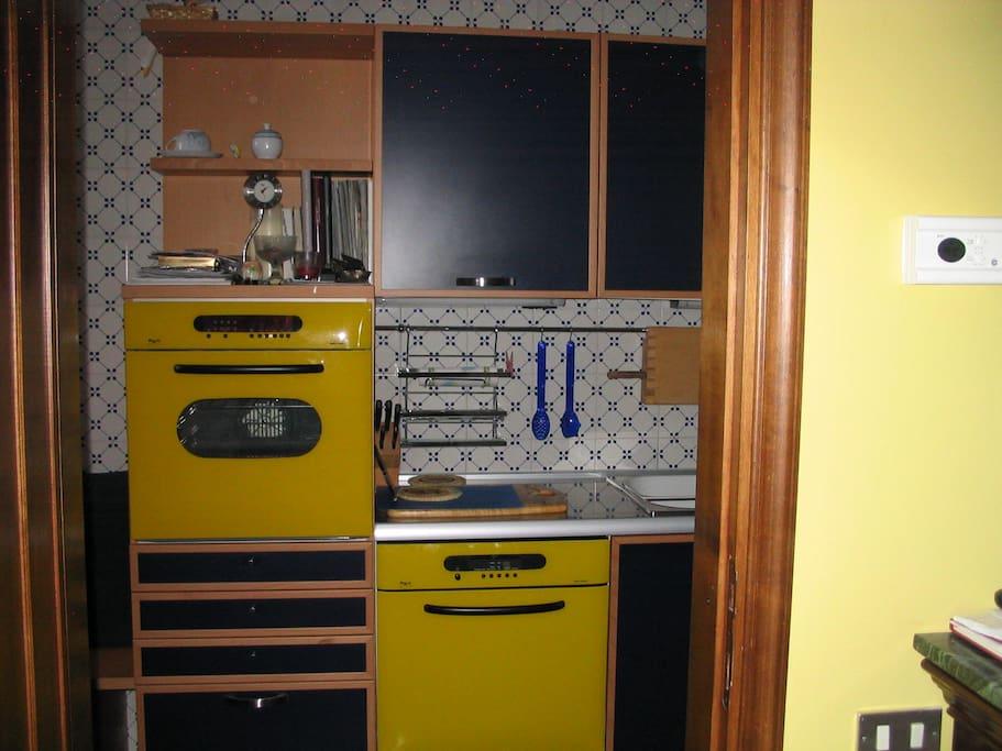 High Tec Küche