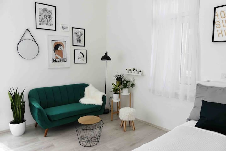 ✦ GLAM and CHIC✦ apartment ⚑ in the downtown  A/C