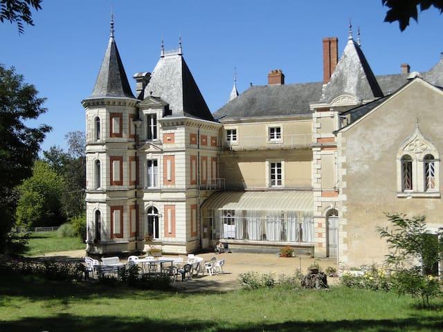 façade sud véranda