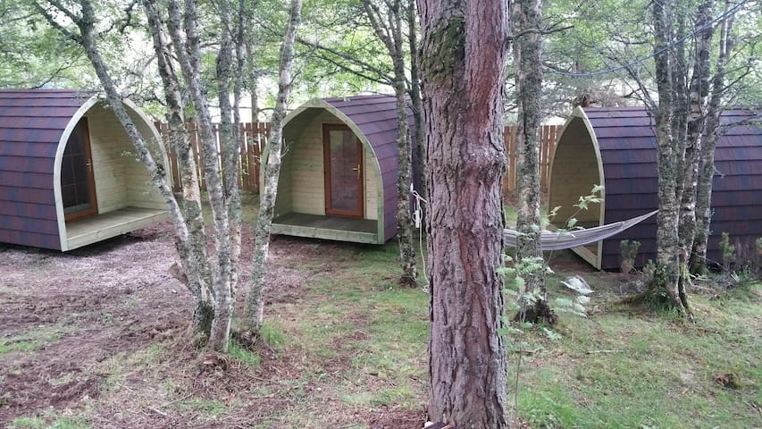 Glenmore Eco Cabins, Aviemore. #3 - Aviemore - กระท่อม