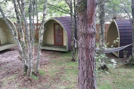 Glenmore Eco Cabins, Aviemore. #3 - Aviemore - Hytte