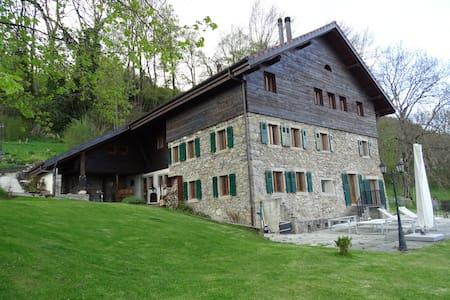 Ancienne ferme - Corsier-sur-Vevey - Hus