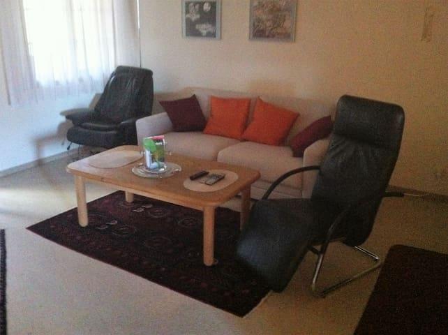 3.5-Zimmer-Wohnung Tannenbodenwiese - Flums - Appartement