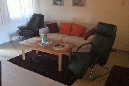 3.5-Zimmer-Wohnung Tannenbodenwiese - Appartement
