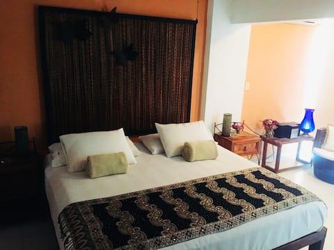 Departamento con una habitación en Acapulco