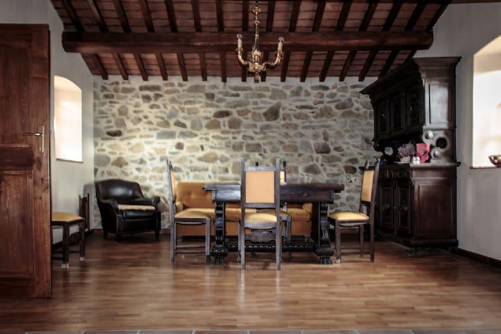 Casale vista Lago Trasimeno - Passignano Sul Trasimeno - บ้าน
