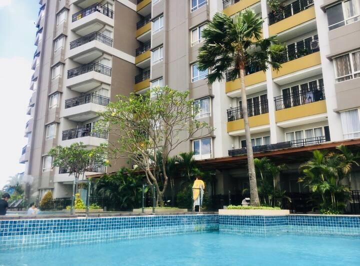 2+1 bedroom apartemen in Jakarta Selatan