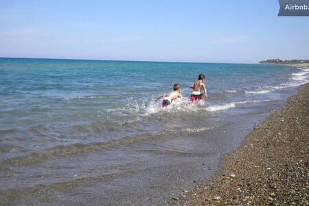 Casa al MARE : Sicilia Lascari (Pa) - Piane Vecchie