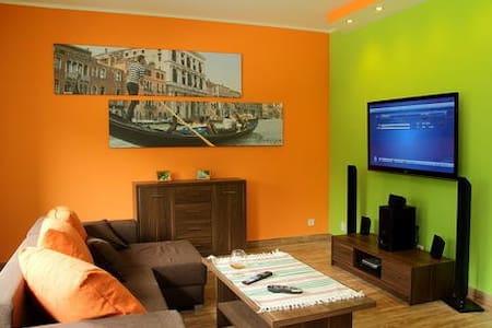 Comfortable Venetian Apartment - Bytom - Appartamento
