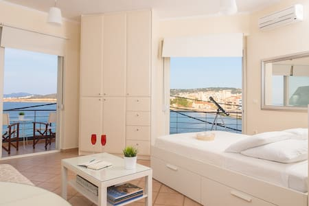 Selene - Wonderful Seaview Studio - Chania - Apartemen