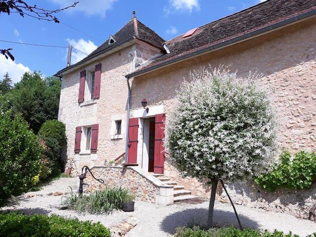 Chambre studio Bergerac, Les gîtes de l'Òrta