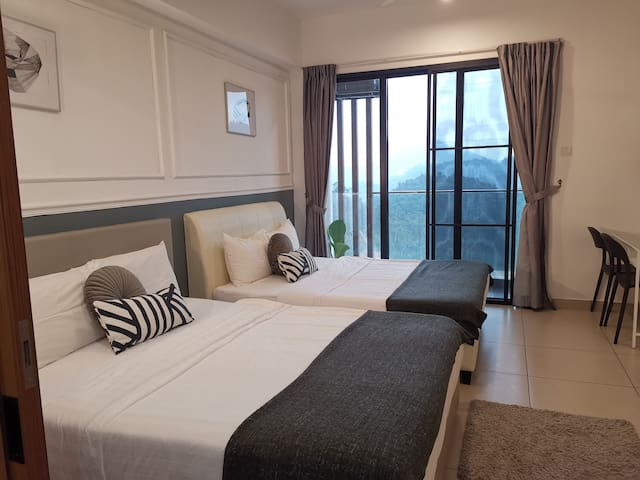 J&I-Suites Midhills at Genting*PROMO* 0706   舒适公寓