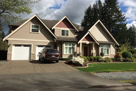 Fort Langley Charm- 1 brm suite - Talo