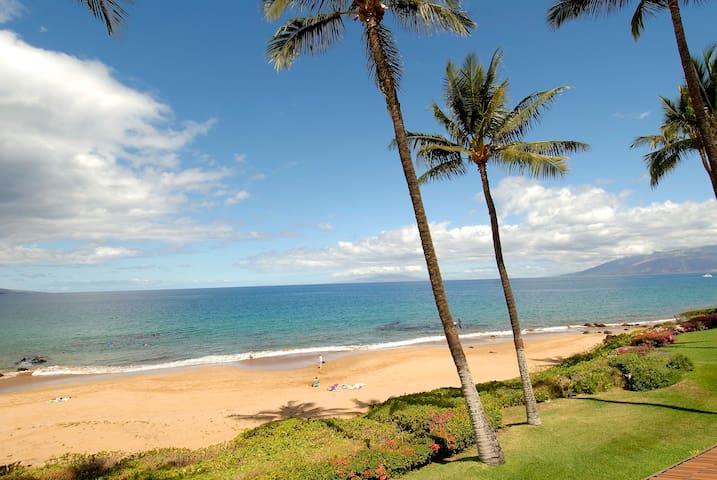 Makena Surf - 2 Bedroom Beachfront Luxury! - Kihei
