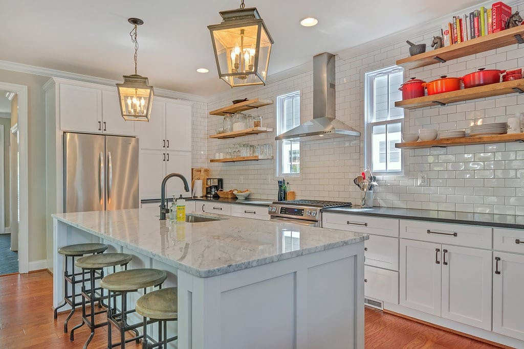 New Custom Home In Downtown C Ville Houses For Rent In