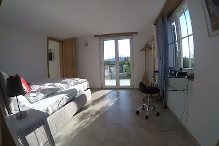 1 bed room apartment with terrace - Frick - Lejlighed