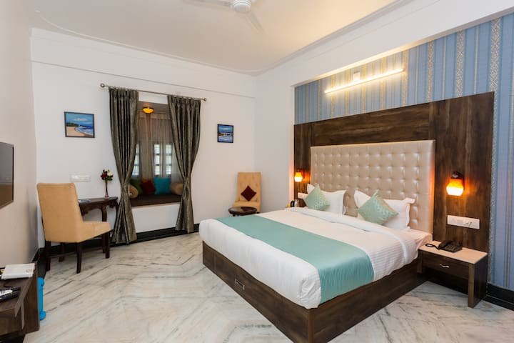 Castle Inn Cozy bedrooms in city Center 5 Room