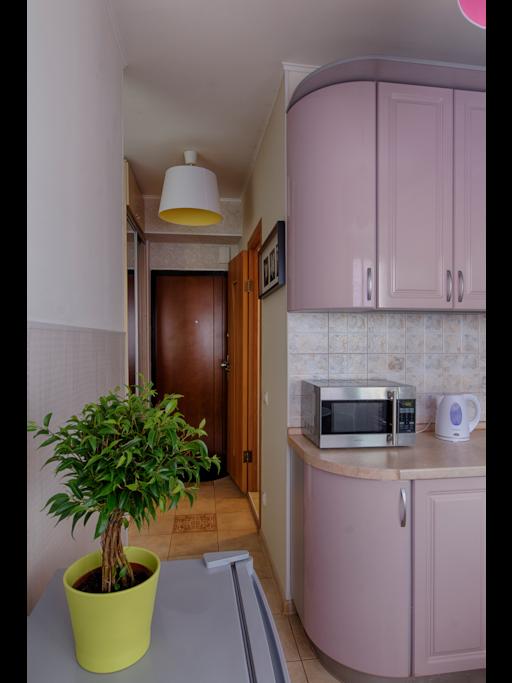 кухня, коридор