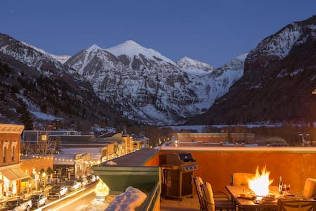 """The RoofTop"" Penthouse - Telluride"