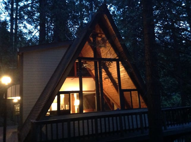 Romantic Retreat in the Sierras - Mi-Wuk Village - Talo