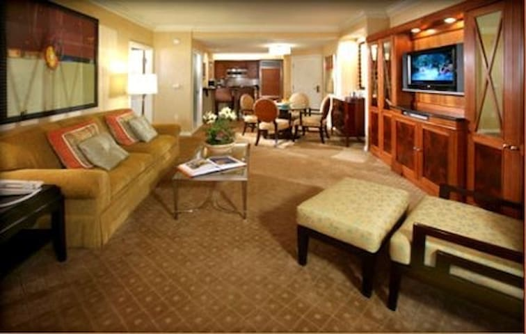MGM signature hotel 1 bedroom 2 full bathroom - Condominiums for ...