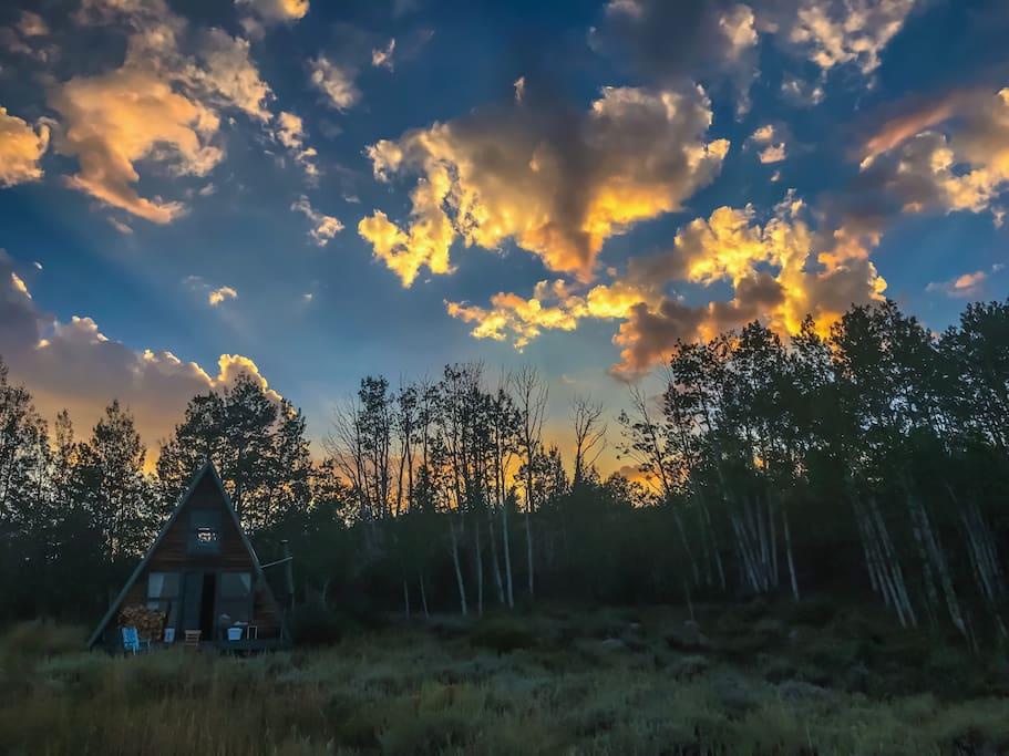 Sundown by Troy