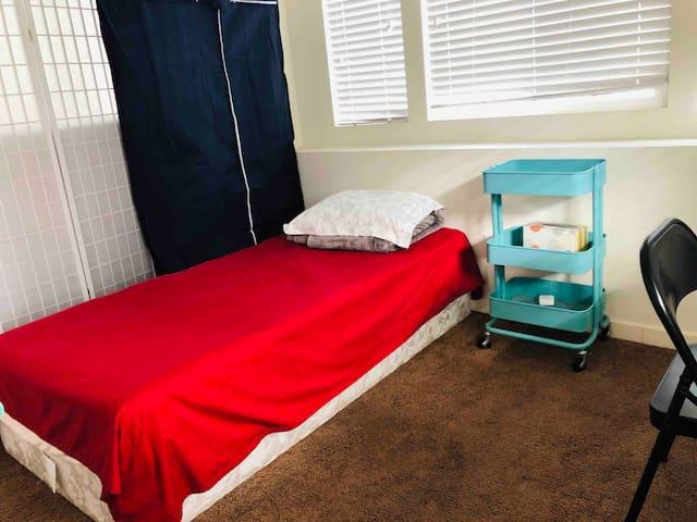 LivingRoom Divided space W/ Restroom 客厅隔间带厕所