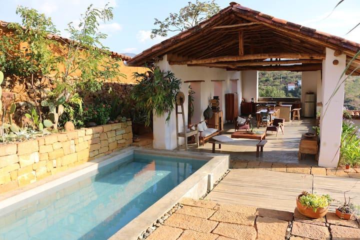 Chocoa Casa, Barichara