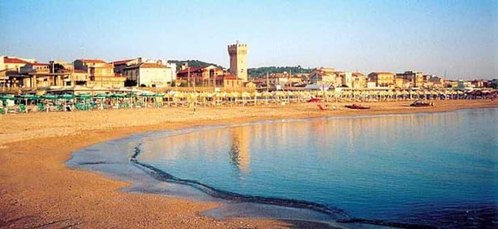 Appartamento a 100mt dal mare! - 100m from the Sea