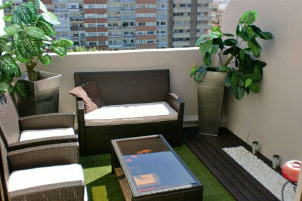 Habitacion doble en acogedor atico valencia departamentos en alquiler en val ncia comunidad - Loquo valencia alquiler habitacion ...