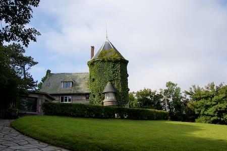 Chambre de la tour, Baie de Somme - Ault