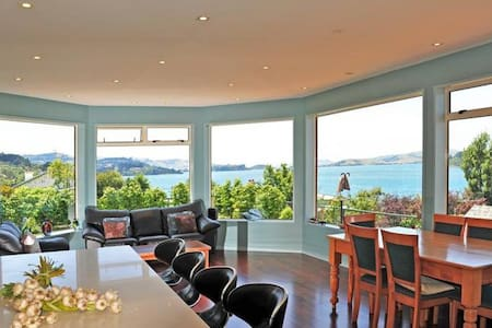 Home with outstanding Harbor Views