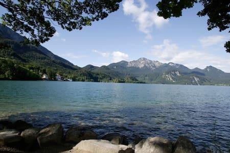 Ferienwohnung direkt am See - Kochel