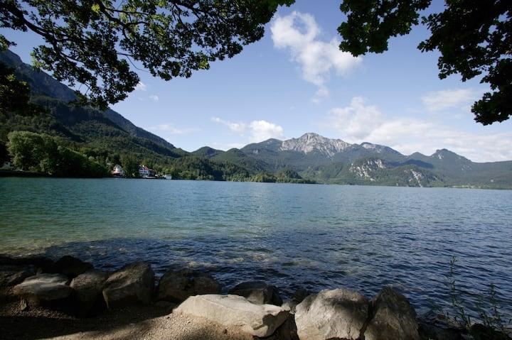 Ferienwohnung direkt am See 56