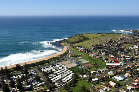 Surfsong  - Gerringong
