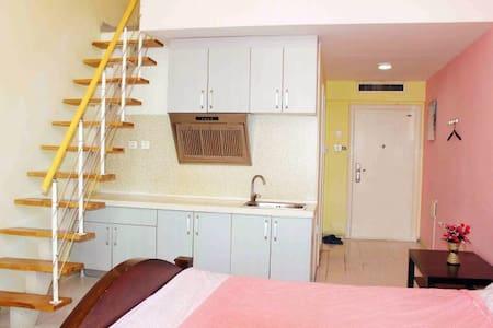 英伦风LOFT结构复试公寓 - Shenyang Shi - Loft