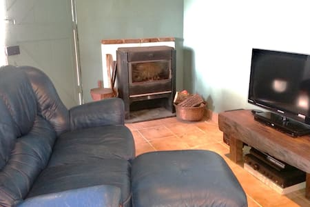 Self catering peaceful gite for couple or single - Saint-Lon-les-Mines - Chalé