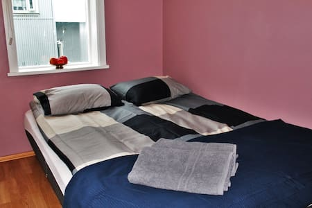 A nice studio apartment in the town center - Neskaupstaður - Appartement