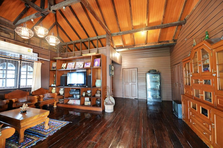 HuanKawin Est.58 Lanna Home: Family 6 persons