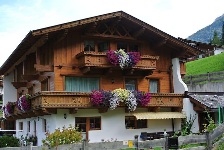 Haus Gamskogl 4-6 Personen - Neustift im Stubaital - Leilighet