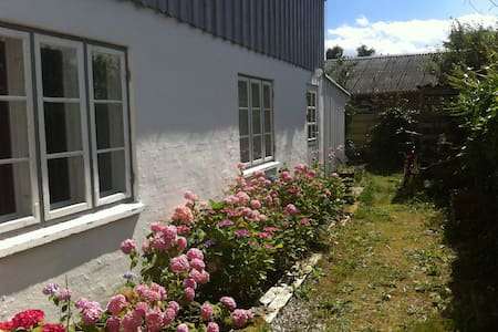 Old Cottage, Near Coast & The Museum of Modern Art - Espergærde