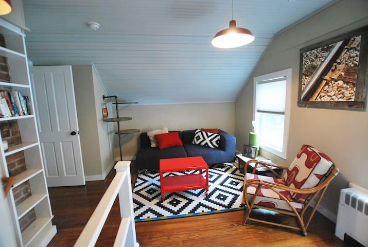 Trendy New Paltz Home - 3 bedroom, 1.5 Bathroom