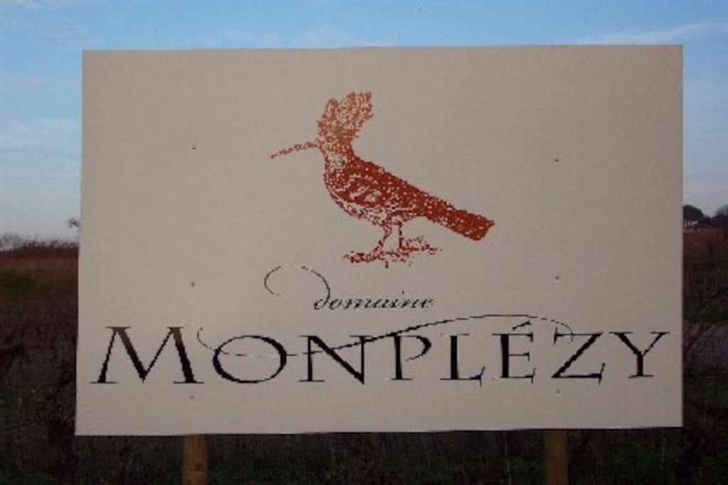 pour nous connaitre mieux allez aussi sur www.domainemonplezy.fr
