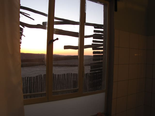 A window to the desert - Mitzpe Ramon - Bed & Breakfast