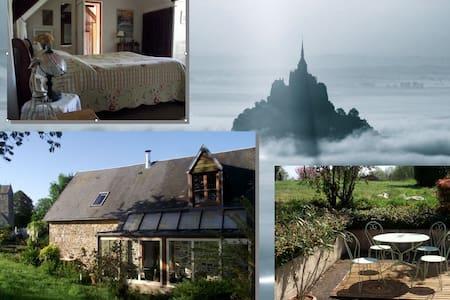 Gîte de Charme - Mont Saint-Michel - Dragey-Ronthon