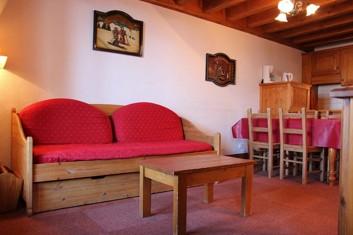 nice appartment in a chalet