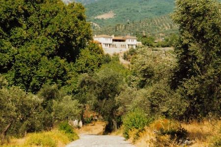 Haus mit Panorama in Ida-Gebirge - Kızılkeçili - Huvila